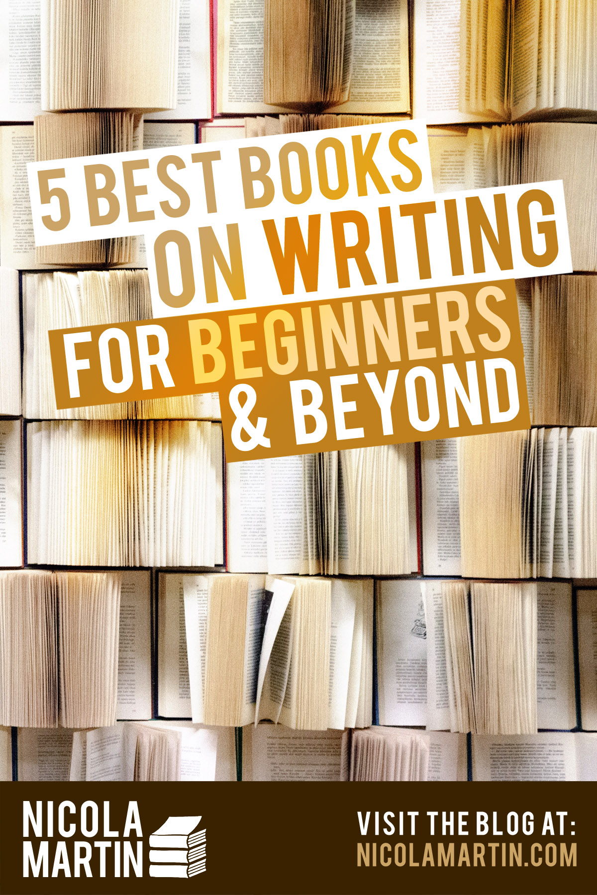 5 best books on writing