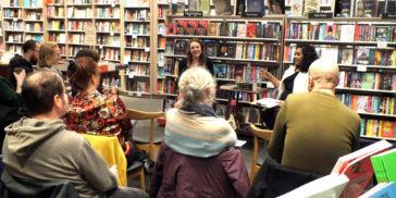 Dead Ringer book launch event