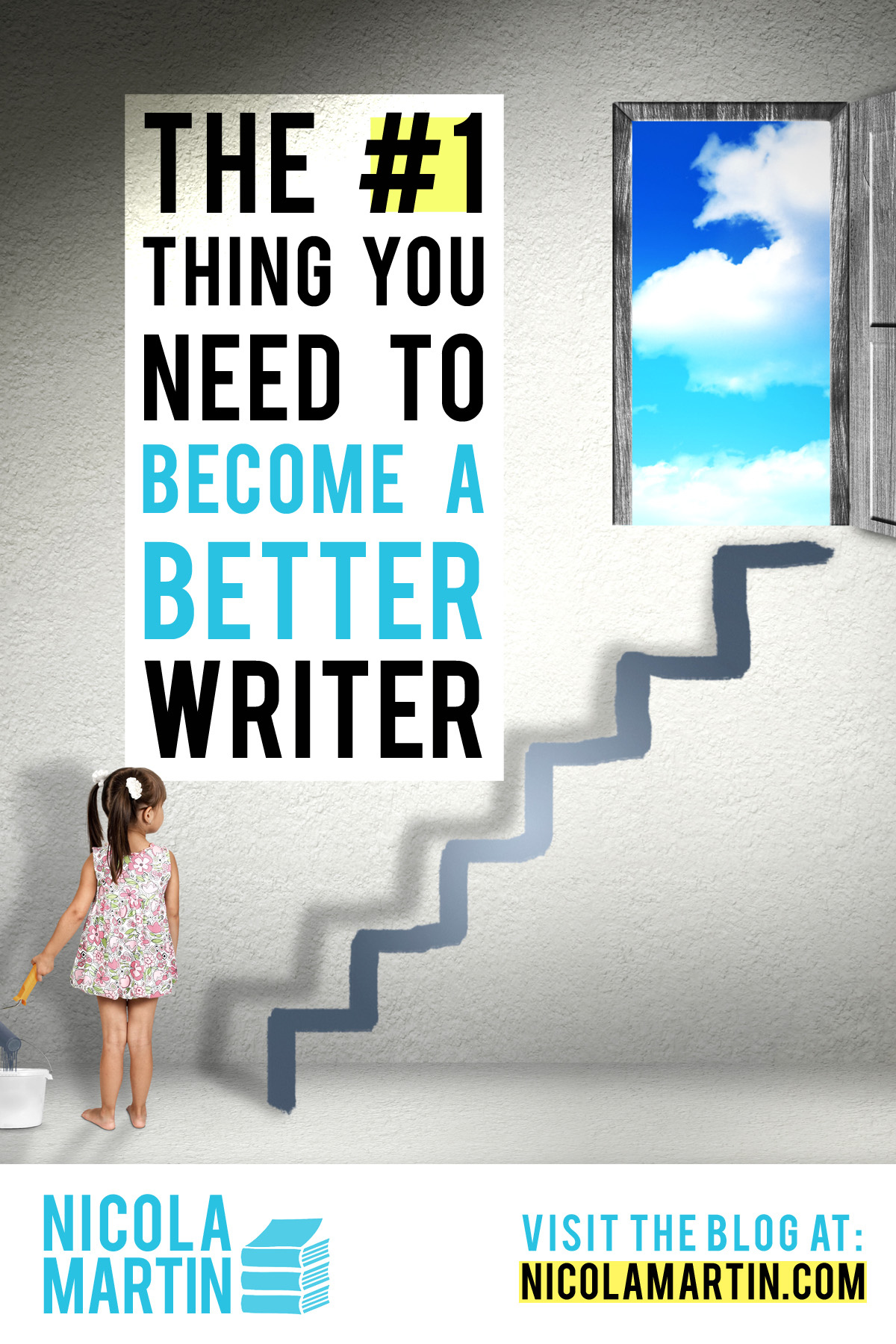 The number one thing you need to become a better writer
