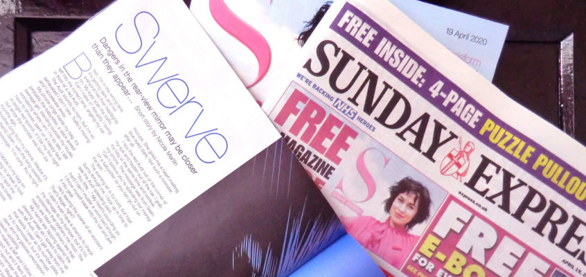 Short stories published in the Sunday Express and The People's Friend