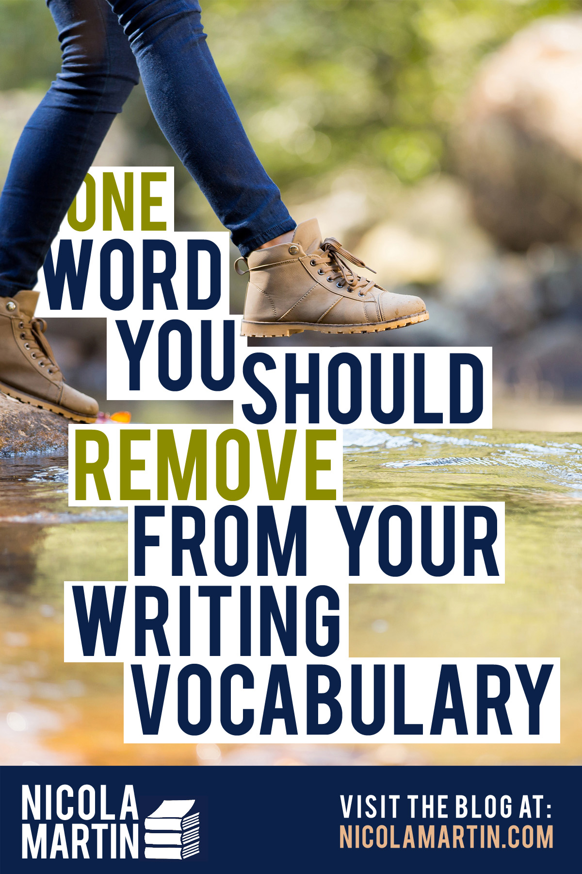 One word you should remove from your writing vocabulary